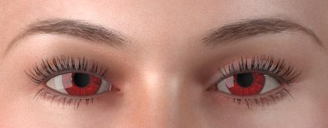 Dawn Blood Eyes
